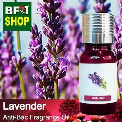 Anti-Bac Fragrance Oil (ABF) - Lavender Anti-Bac Fragrance Oil - 10ml