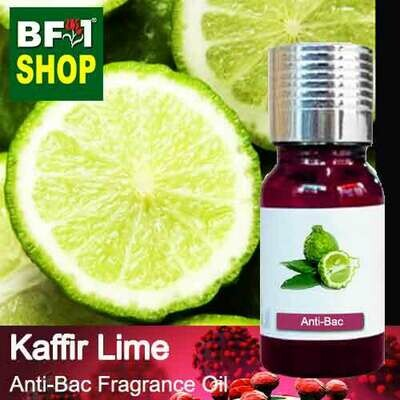 Anti-Bac Fragrance Oil (ABF) - lime - Kaffir Lime Anti-Bac Fragrance Oil - 10ml