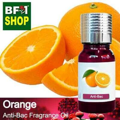 Anti-Bac Fragrance Oil (ABF) - Orange Anti-Bac Fragrance Oil - 10ml