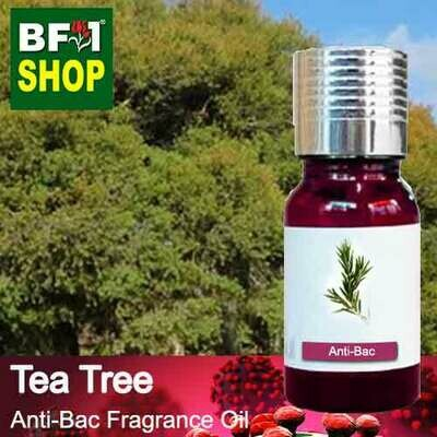 Anti-Bac Fragrance Oil (ABF) - Tea Tree Anti-Bac Fragrance Oil - 10ml