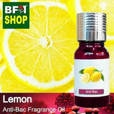 Anti-Bac Fragrance Oil (ABF) - Lemon Anti-Bac Fragrance Oil - 10ml