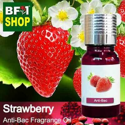 Anti-Bac Fragrance Oil (ABF) - Strawberry Anti-Bac Fragrance Oil - 10ml