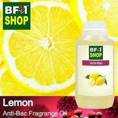 Anti-Bac Fragrance Oil (ABF) - Lemon Anti-Bac Fragrance Oil - 250ml