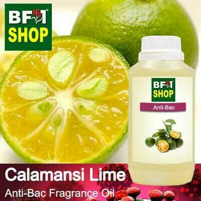 Anti-Bac Fragrance Oil (ABF) - lime - Calamansi Lime Anti-Bac Fragrance Oil - 250ml