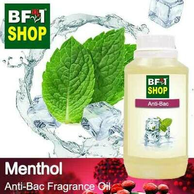 Anti-Bac Fragrance Oil (ABF) - Menthol Anti-Bac Fragrance Oil - 250ml
