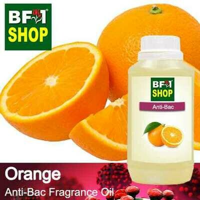 Anti-Bac Fragrance Oil (ABF) - Orange Anti-Bac Fragrance Oil - 250ml