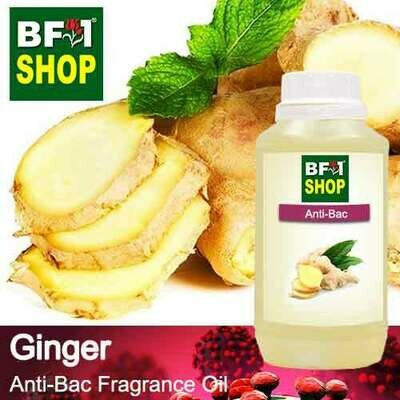 Anti-Bac Fragrance Oil (ABF) - Ginger Anti-Bac Fragrance Oil - 250ml