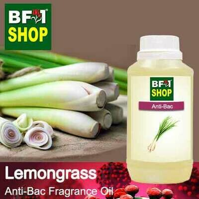 Anti-Bac Fragrance Oil (ABF) - Lemongrass Anti-Bac Fragrance Oil - 250ml