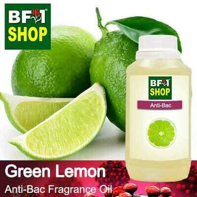 Anti-Bac Fragrance Oil (ABF) - Lemon - Green Lemon Anti-Bac Fragrance Oil - 250ml