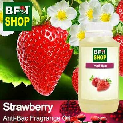 Anti-Bac Fragrance Oil (ABF) - Strawberry Anti-Bac Fragrance Oil - 250ml