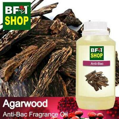 Anti-Bac Fragrance Oil (ABF) - Agarwood Anti-Bac Fragrance Oil - 250ml
