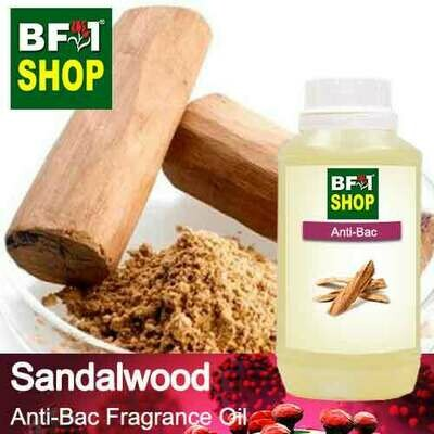 Anti-Bac Fragrance Oil (ABF) - Sandalwood Anti-Bac Fragrance Oil - 250ml