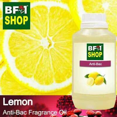 Anti-Bac Fragrance Oil (ABF) - Lemon Anti-Bac Fragrance Oil - 500ml