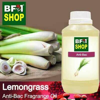 Anti-Bac Fragrance Oil (ABF) - Lemongrass Anti-Bac Fragrance Oil - 500ml