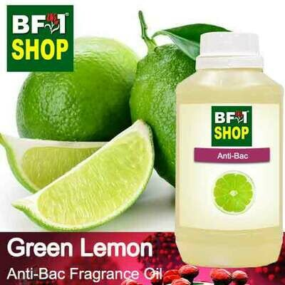 Anti-Bac Fragrance Oil (ABF) - Lemon - Green Lemon Anti-Bac Fragrance Oil - 500ml