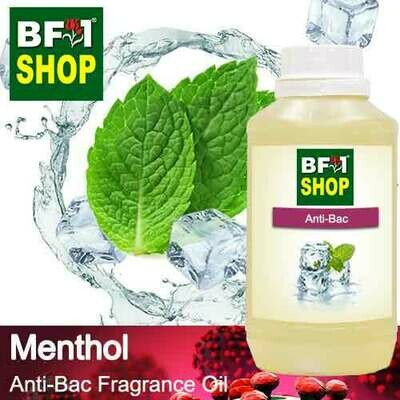 Anti-Bac Fragrance Oil (ABF) - Menthol Anti-Bac Fragrance Oil - 500ml