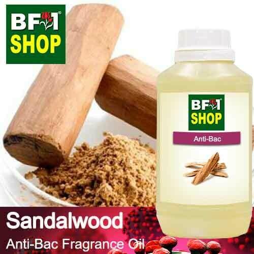 Anti-Bac Fragrance Oil (ABF) - Sandalwood Anti-Bac Fragrance Oil - 500ml