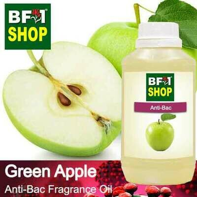 Anti-Bac Fragrance Oil (ABF) - Apple - Green Apple Anti-Bac Fragrance Oil - 500ml