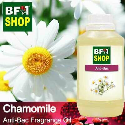 Anti-Bac Fragrance Oil (ABF) - Chamomile Anti-Bac Fragrance Oil - 500ml