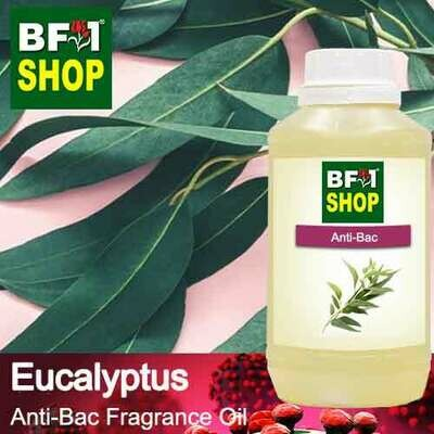 Anti-Bac Fragrance Oil (ABF) - Eucalyptus Anti-Bac Fragrance Oil - 500ml