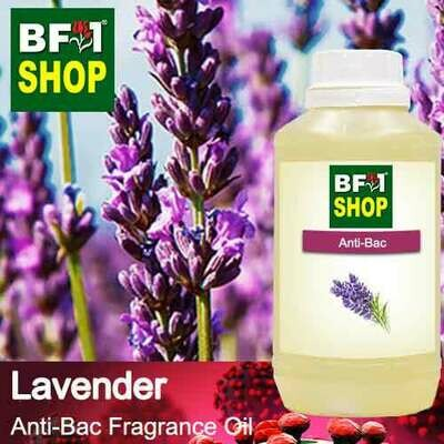 Anti-Bac Fragrance Oil (ABF) - Lavender Anti-Bac Fragrance Oil - 500ml