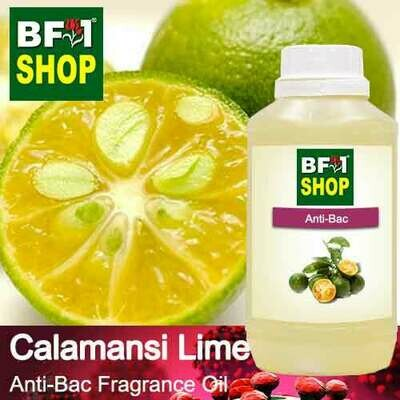 Anti-Bac Fragrance Oil (ABF) - lime - Calamansi Lime Anti-Bac Fragrance Oil - 500ml