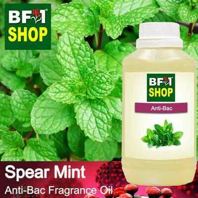 Anti-Bac Fragrance Oil (ABF) - mint - Spear Mint Anti-Bac Fragrance Oil - 500ml