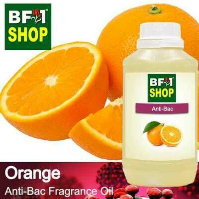 Anti-Bac Fragrance Oil (ABF) - Orange Anti-Bac Fragrance Oil - 500ml