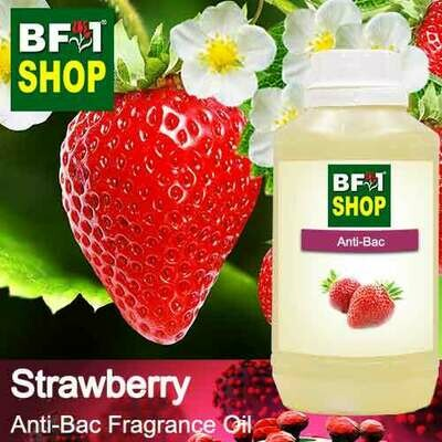 Anti-Bac Fragrance Oil (ABF) - Strawberry Anti-Bac Fragrance Oil - 500ml