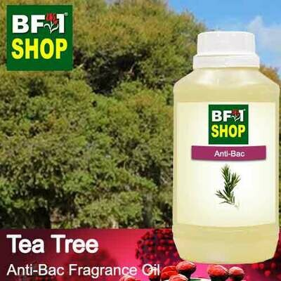 Anti-Bac Fragrance Oil (ABF) - Tea Tree Anti-Bac Fragrance Oil - 500ml