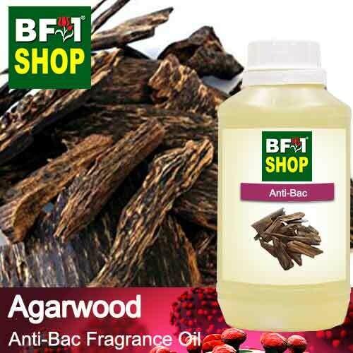 Anti-Bac Fragrance Oil (ABF) - Agarwood Anti-Bac Fragrance Oil - 500ml