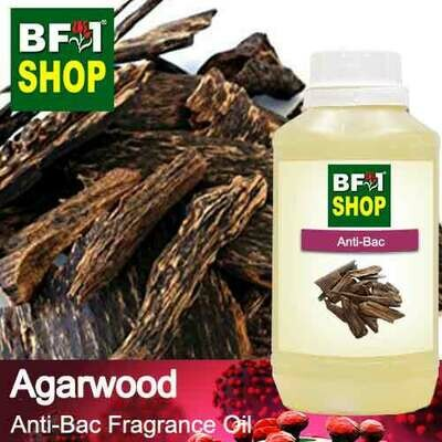 Anti-Bac Fragrance Oil (ABF) - Agarwood Anti-Bac Fragrance Oil - 500ml