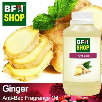 Anti-Bac Fragrance Oil (ABF) - Ginger Anti-Bac Fragrance Oil - 500ml