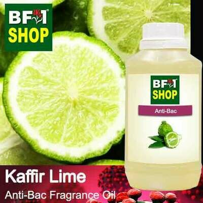 Anti-Bac Fragrance Oil (ABF) - lime - Kaffir Lime Anti-Bac Fragrance Oil - 500ml