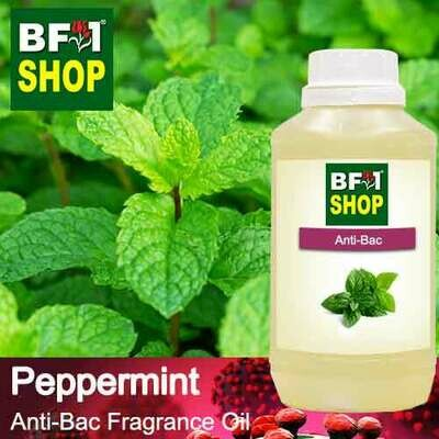 Anti-Bac Fragrance Oil (ABF) - mint - Peppermint Anti-Bac Fragrance Oil - 500ml