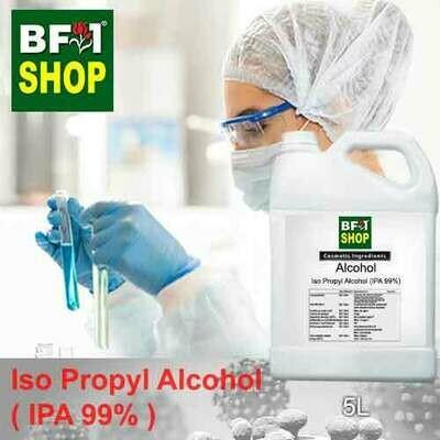 Alcohol - Iso Propyl Alcohol ( IPA 99% ) - 100L