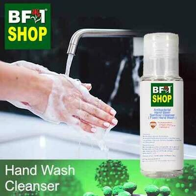 Antibacterial Hand Wash Sanitizer Cleanser ( Foam Hand Wash ) - 55ml