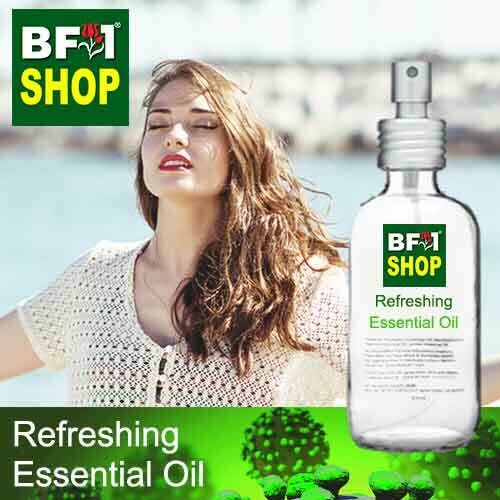 Refreshing Essential Oil - 30ml