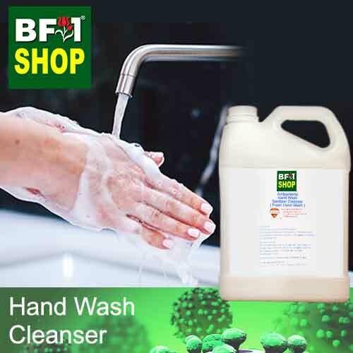 Antibacterial Gel Hand Wash - 5L