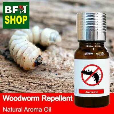 Natural Aroma Oil (AO) - Woodworm Repellent Aroma Oil - 10ml
