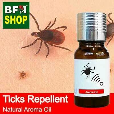 Natural Aroma Oil (AO) - Ticks Repellent Aroma Oil - 10ml