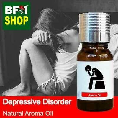 Natural Aroma Oil (AO) - Depressive disorder Aroma Oil - 10ml