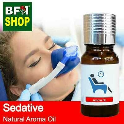 Natural Aroma Oil (AO) - Sedative Aroma Oil - 10ml