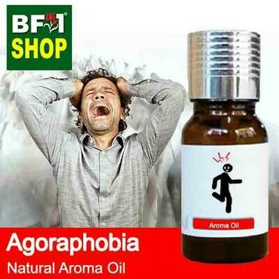 Natural Aroma Oil (AO) - Agoraphobia Aroma Oil - 10ml