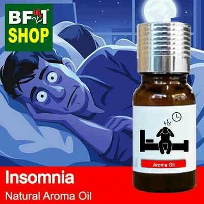 Natural Aroma Oil (AO) - Insomnia Aroma Oil - 10ml