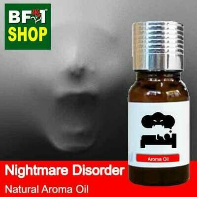Natural Aroma Oil (AO) - Nightmare disorder Aroma Oil - 10ml