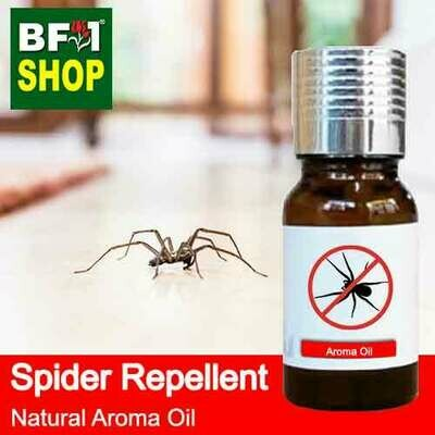 Natural Aroma Oil (AO) - Spider Repellent Aroma Oil - 10ml