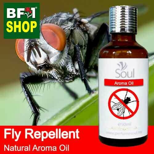 Natural Aroma Oil (AO) - Fly Repellent Aroma Oil - 50ml