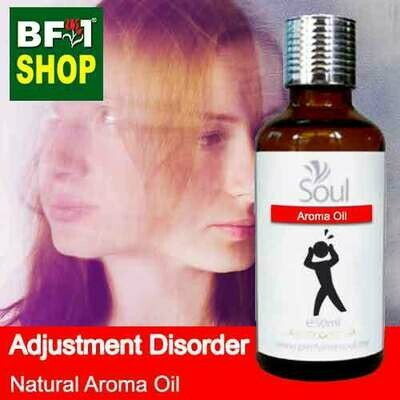 Natural Aroma Oil (AO) - Adjustment disorder Aroma Oil - 50ml