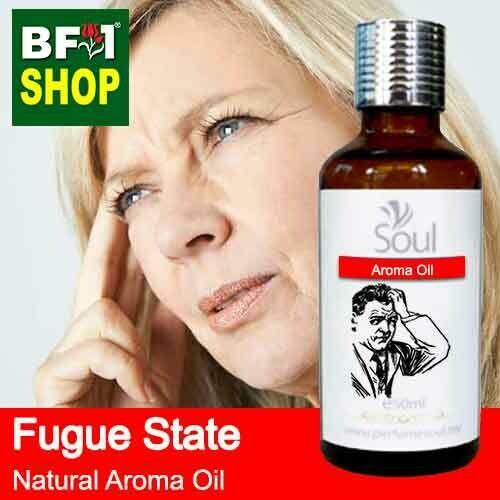 Natural Aroma Oil (AO) - Fugue State Aroma Oil - 50ml